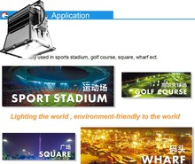 IP65 SMD high efficiency cooling 1000w 90*50 LED flood light for sports stadium