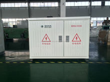 high quality outdoor fiberglass enclosure power distribution box