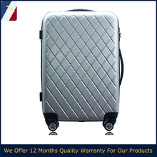 "2015 New Design 20""/24""/28'' inch man and lady Fashion Leisure abs+pc luggage for Japan.India,Southeast Asia market"