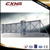 Industrial Aluminum Alloyed Suspension Automatic Gate Design