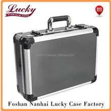 Heavy Duty Aluminium Lockable Tool Case Toolbox Organiser Storage Box