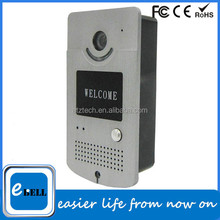 2015 ATZ Smart High-end Wireless Video Doorbell Night Vision Smartphone Tablet View Answer Safe Convenient New Style Doorbell