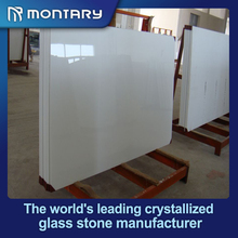 white nano crystallized manufacture glass