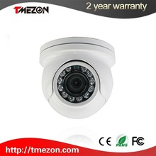 High resolution Day/Night Famous Korean Surveillance Manufacturers Cctv Dome Camera with 3.6mm fixed lens