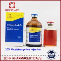 Veterinary Injectable (Antihistamine) Antibiotic Oxytetracycline Injection 5%,10%,30%