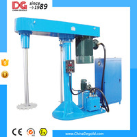 DEGOLD High Speed Disperser for paint industry