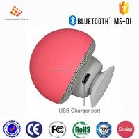 mushroom mini speaker,mini mushroom bluetooth speaker, mini protable bluetooth speaker factory