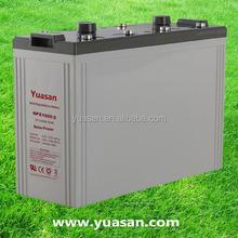 Rechargeable 2V 1000AH PV Batteries VRLA Deep Cycle Gel Solar Battery -NPS1000-2
