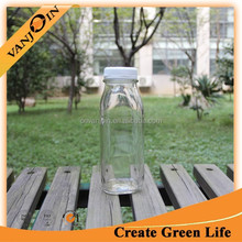 High Quality 16oz Clear Glass Kombucha Bottle Promotion