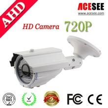 Metal Housing Waterproot Security Ahd Bullet 720p ahd Camera