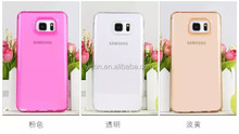 TPU back case cover for samsung note 5 , for note 5 TPU case