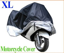 Big Size 245*105*125 cm Motorcycle Covering Waterproof Dustproof Scooter Cover UV resistant Heavy Racing Bike Cover