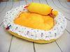 Hot cotton pet sofa cat soft warm pet dog beds