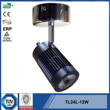Top level IP44 SAA led track spot light 9w