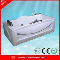 china classics bath crock bathtub spa tub hot spas led lamp led lights