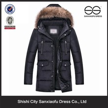 Fancy Design Cotton Padded Softshell Winter Coat For Men, Fashion Men's Coat Wholesale