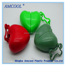 2016 Wholesale China Heart dog shaped poop bag dispenser
