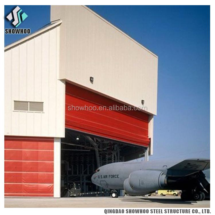 Prefabricated Modular Cheap Aircraft Hangar