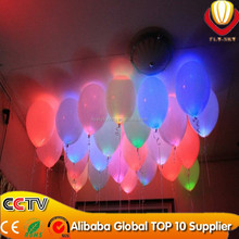 hot new products for 2015 festival decoration Newest LED Light Up balloon LED flashing balloon Party Supply /wedding favor