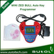 newest version freeshipping smart zed bull car transponder 2014 zed full key programmer