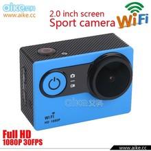 2015 Newest Version Original SJ8000 WIFI Sport Camera Full HD 1080P Diving 30M Waterproof Digital Action Camera