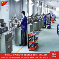 WLT-6F plain and terry sock machine to manufacture socks