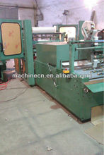 Automatic overwrap packing machine