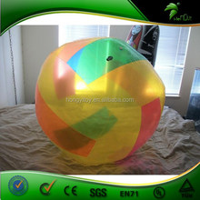 2015 Product of the season Inflatable beach ball / Beach ball popping in cheap price