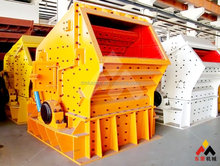 Shanghai DongMeng primary and secondary good quality impact crusher machine for sale