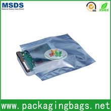 EMF shielding and anti-static aluminum Foil Bag