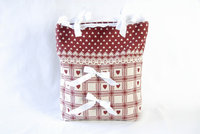 Handmade Cloth Romantic Cotton Fabric Bread Bags Wholesale
