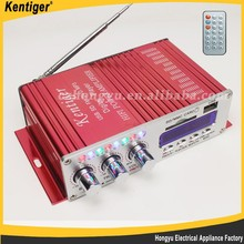 12V High quality car power amp tube class t amplifier