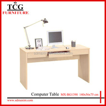 TCG modern furniture computer desk with drawers