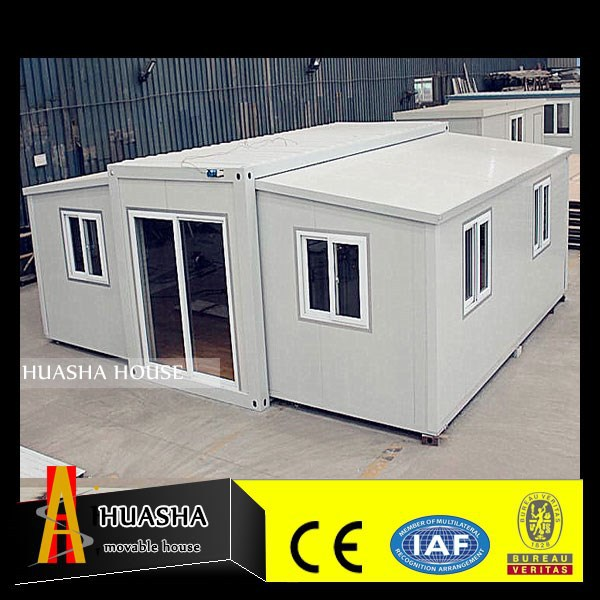 Granny dismountable container van view granny flat container house hs product details from - Container van homes ...