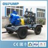 Diesel Engine Self Priming Water Pump