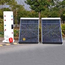 Split heat pipe pressurized solar water heater(100L~1000L)