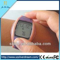 Heart Smart Watch Heart Rate Monitor For Calories Counter Pedometer