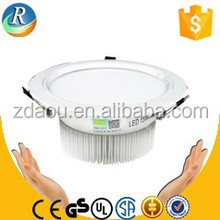 21W FROSTED led downlight