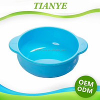 Baby Silicone Feeding Bowl,collapsible silicone bowls,flexible silicone mixing bowl, silicone baby bowl