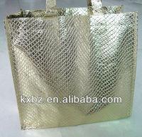 ingrosso natale idee pubblicitarie di alta qualitnon tessuto shopping bag regalo di promozione sacchetto non woven bag