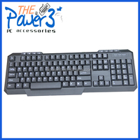 Unique silicone keyboard with waterproof Structure