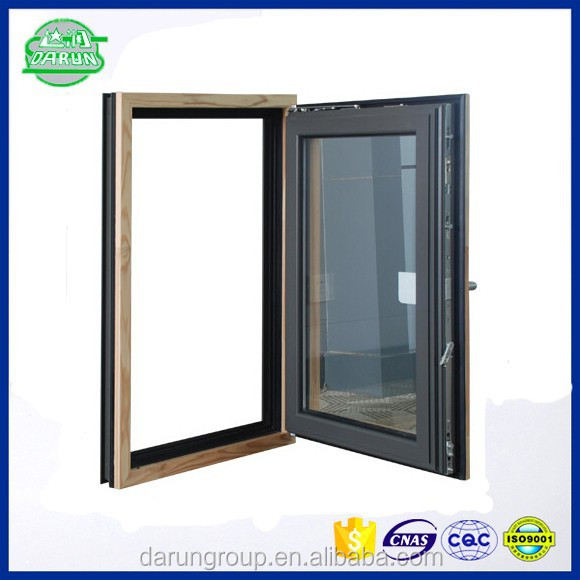 Factory Direct Good Price Glass Windows Aluminium Casement