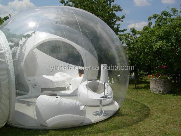 2016 gonflable effacer bulle tente maison bulle. Black Bedroom Furniture Sets. Home Design Ideas