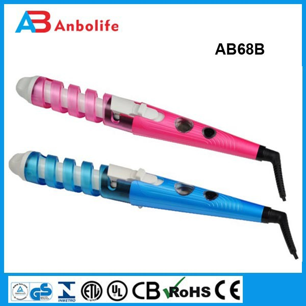 New products barber shop equipment hair curler as seen on tv 2014