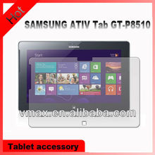 Mirror laptop screen protector for Samsung ATIV Tab GT-P8510