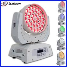 LED stage light 36x15w led moving head/ wash 36x10/12/15w zoom