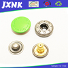 light blue snaps button for baby clothing snap fastener