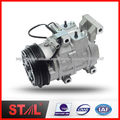 110MM polea sistema ac coche eléctrico compresor de aire acondicionado