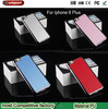 new products Skinning case for iphone6+ cheap phone cases Carbon fiber plating for ip6 plus case