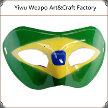 2015 High Quality Wholesale Masquerade Party Mask World Cup Mask For Men
